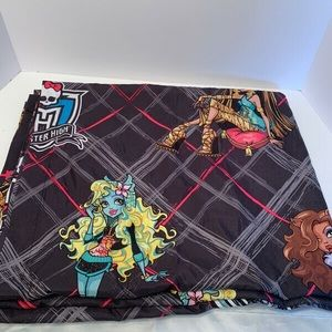 Monster high doll Curtains 2 Panels